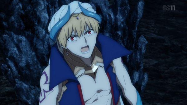 Fate/Grand Order ,絶対魔獣戦線バビロニア, 11話 アニメ感想